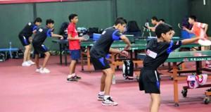 لاعبو منتخبنا لكرة الطاولة يحققون أعلى درجات الاستفادة الفنية بمعسكر (أولبان) بالصين