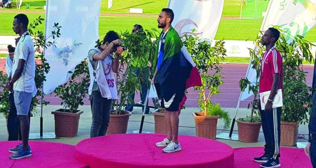 في البطولة العربية لألعاب القوى.. السعدي يظفر ببرونزية 400 متر ومزون العلوية برونزية 100 متر