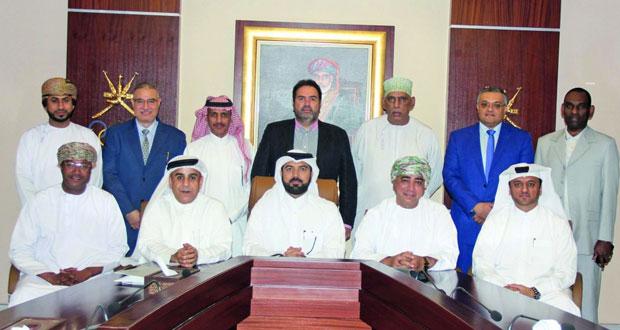 في اجتماع تنظيمية السلة: قرارات مهمة لتفعيل أداء المسابقات الخليجية