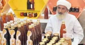 افتتاح سوق العسل العماني الثامن