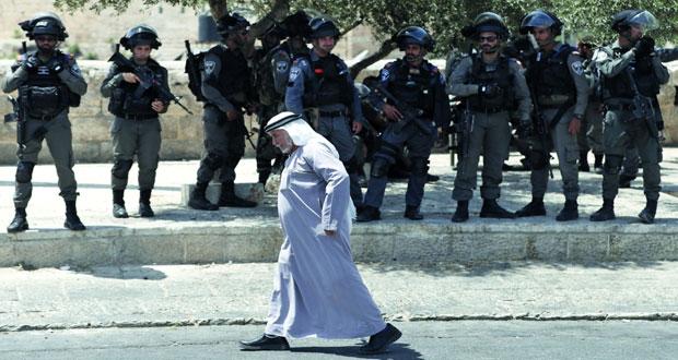 الفلسطينيون يطالبون المجتمع الدولي بضمانات لعدم اتجاه الاحتلال لاستفزازات جديدة بـ(الأقصى)