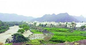 بلاد الشهوم تنضم لـ(القرى الصحية)