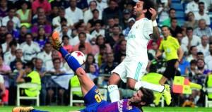 ريال مدريد يثبت جدارته ويتوج باللقب بفوز جديد ومثير على برشلونة