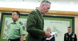 أميركا: رئيس أركان الجيوش يعلن رفض «العنصرية» بأحداث شارلوتسفيل