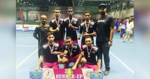 منتخبنا الوطني للسيباكتاكراو يحقق المركز الثالث في البطولة الودية الثالثة بدبي