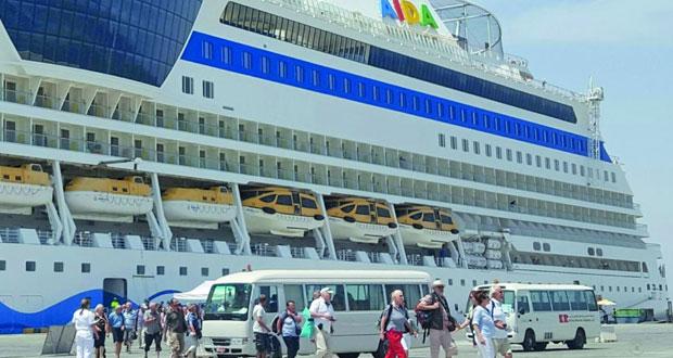"""""""السياحة"""" تعمل على تنمية وتطوير قطاع السفن السياحية   جريدة الوطن"""