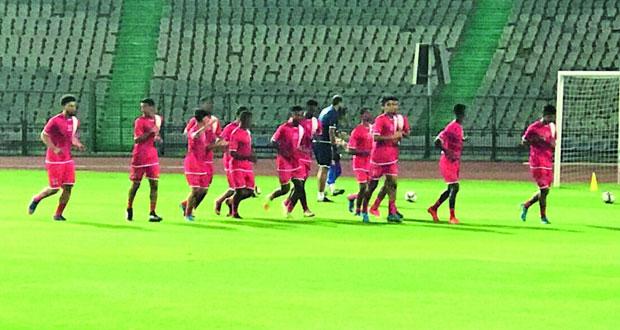 منتخبنا الوطني للشباب يبدأ تدريباته المكثفة في معسكره الخارجي بمصر استعدادا للتصفيات الآسيوية بقيرجستان
