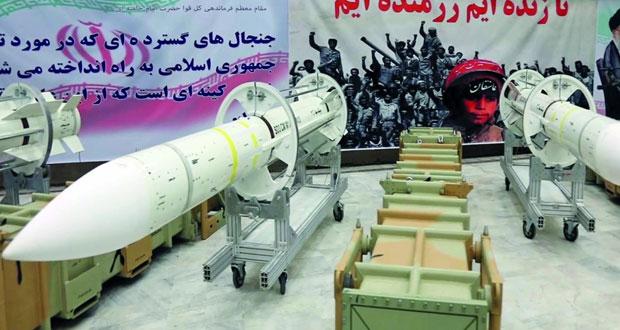 إيران: «الشورى» يزيد تمويل البرنامج الصاروخي