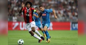 نابولي يتفوق على نيس ويصعد لدور المجموعات في دوري أبطال أوروبا