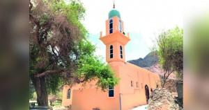 افتتاح مسجد القصميتين بوادي بني عوف فـي الرستاق