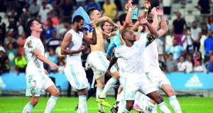 ميلان يتأهل برفقة مارسيليا وبيلباو وخروج أياكس في دوري الاتحاد الأوروبي