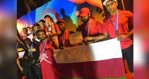 منتخبنا الوطني للكرة الخشبية يحقق المركز الثالث في بطولة كأس العالم الأولى بأندونيسا