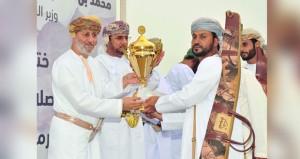 ختام بطولة الرماية المفتوحة لمهرجان صلالة السياحي بمشاركة 800 رام