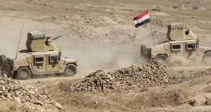 القوات العراقية تحاصر (داعش) في آخر معاقله قرب (تلعفر)