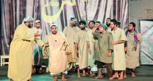 """فرقة تواصل المسرحية تستعد لتقديم عرضها الكوميدي """"حارة البخت"""" في الدوحة"""