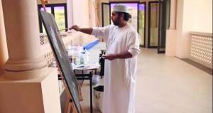 تواصل أعمال ملتقى بيت الزبير الدولي الأول للفنون 2017