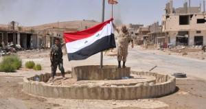 الجيش السوري يمهل مسلحي (الغوطة الشرقية) لتسليم أنفسهم..ويطوق مسلحي (حميمة)