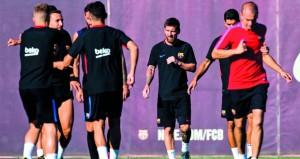 برشلونة يأمل الإفادة من إيقاف رونالدو من أجل رد الصاع لريال