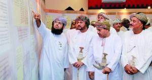 """""""الوثائق والمحفوظات الوطنية"""" تقدم أكثر من 250 وثيقة ومخطوطا في معرض """"عمان تاريخ وحضارة"""""""