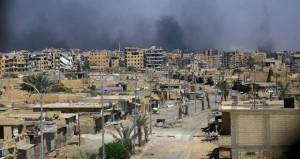 الجيش السوري يتقدم في أرياف حمص..ويواصل حملة تطهير محيط دمشق من المسلحين