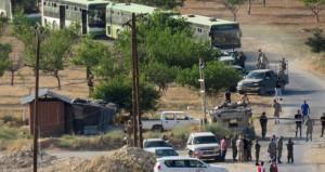 لبنان: وصول مئات من (سرايا أهل الشام) إلى سوريا بعد إجلائهم