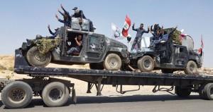 العراق: ضربات جوية على (تلعفر) تمهيدا لبدء عمليات التحرير