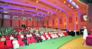 التعليم العالي تواصل محاضراتها التعريفية ولقاءاتها بالطلبة المبتعثين للدراسة بالخارج