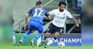 ليفربول يسقط هوفنهايم بملعبه ويقترب مع سيسكا موسكو من دور المجموعات