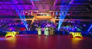 تواصل الإثارة بمنافسات بطولة العرب لكرة الطاولة واليوم تتويج الفائزين بفئتي الناشئين والأشبال