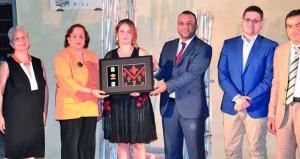 مراد السوداني يتسلم الجائزة العالمية الإيطالية للشعر