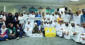 170 دارسا عدد الطلبة العمانيين في الجامعات النيوزيلندية و912 في استراليا