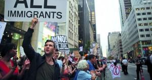 أميركا: تجدد التظاهرات أمام برج ترامب في نيويورك