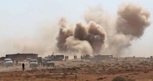 القوات العراقية تبدأ اقتحام مركز (تلعفر) على وقع نزوح آلاف المدنيين