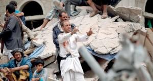 اليمن: مقتل عشرات المدنيين بغارات .. و«التحالف» ينفي بعضها ويتعهد بالتحقيق فـي أخرى