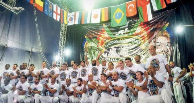 السلطنة تشارك في بطولة العالم لرياضة الكابويرا بالبرازيل