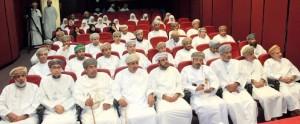 لقاء تعريفي بأهداف الحملة الوطنية للتحصين ضد الحصبة بمحافظة الداخلية