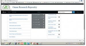(المستودع) موقع عماني يؤسس لقاعدة بيانات إلكترونية للبحث العلمي والتعليم محليا وعالميا
