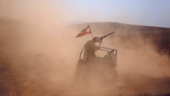 الجيش اللبناني يعلن الانتصار في معركة (فجر الجرود)