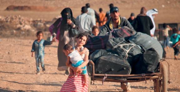 الجيش السوري يحكم قبضته على 5 مخافر حدودية مع الأردن
