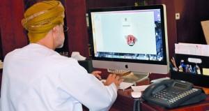 وزير التراث والثقافة يدشن نظام لإدارة المراسلات والوثائق الإلكترونية
