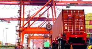 ميناء صلالة أكثر الموانئ نمواً في العالم بنسبة 29%