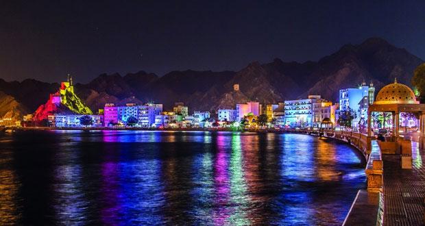 بلدية مسقط.. جهود حثيثة ومشاريع تجميلية وخطط تطويرية