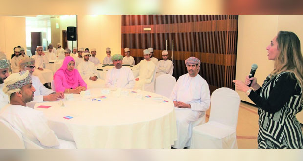 بدء فعاليات الملتقى الأول لمبتعثي جامعة عُمان