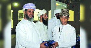 مركز المزارع الصيفي بقريات ينظم احتفالية لتكريم حفظة القرآن الكريم