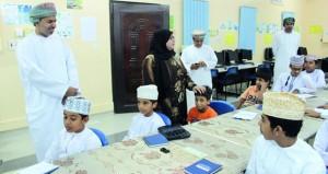 تواصل فعاليات البرنامج الصيفي لطلبة المدارس (صون ووقاء 2017) بعدد من محافظات السلطنة