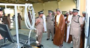 شرطة عمان السلطانية تحتفل بافتتاح مبنى الخدمات فـي محافظة البريمي