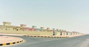 ضمن المكرمة السامية.. إنشاء (50) وحدة سكنية بهيماء للمستحقين من أبناء الولاية