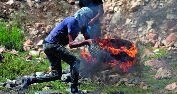 حملات دهم واعتقال وتنكيل إسرائيلية (واسعة) بالأراضي المحتلة