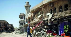 العراق: إجراءات جديدة لمنع تسلل الإرهابيين إلى هيت وإستنفار (داعشي) في تلعفر