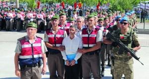 تركيا: بدء محاكمة 486 متهما بـ (إدارة الانقلاب)